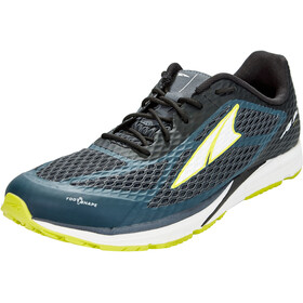 Altra Viho Running Shoes Men dark slate/lime